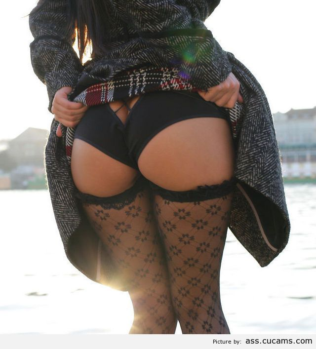 Ass Fishnet Adultery by ass.cucams.com