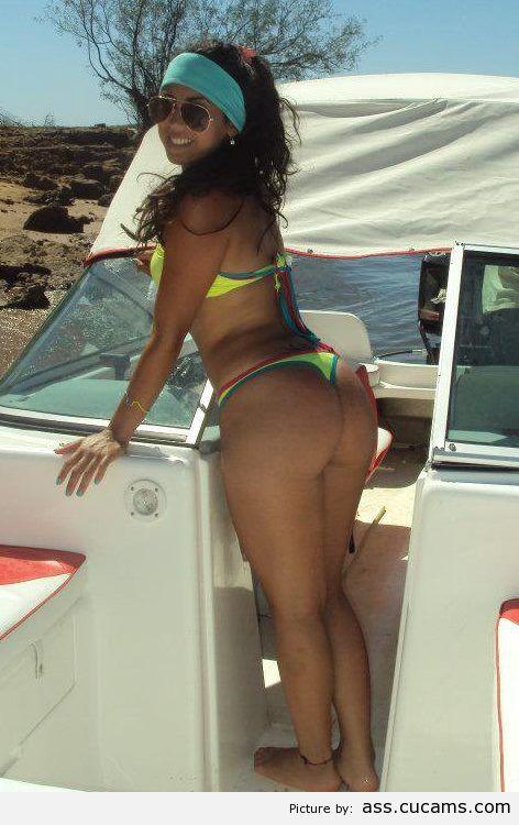 Ass Insertion Tied by ass.cucams.com